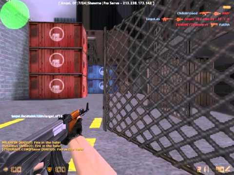 Counter Strike 1.6 Oynuyoruz -  Assault (DeathMatch) #3