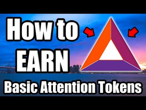 Get Paid For Watching Ads: Brave Browser Opt-In Walkthrough [Basic Attention Token Tutorial]