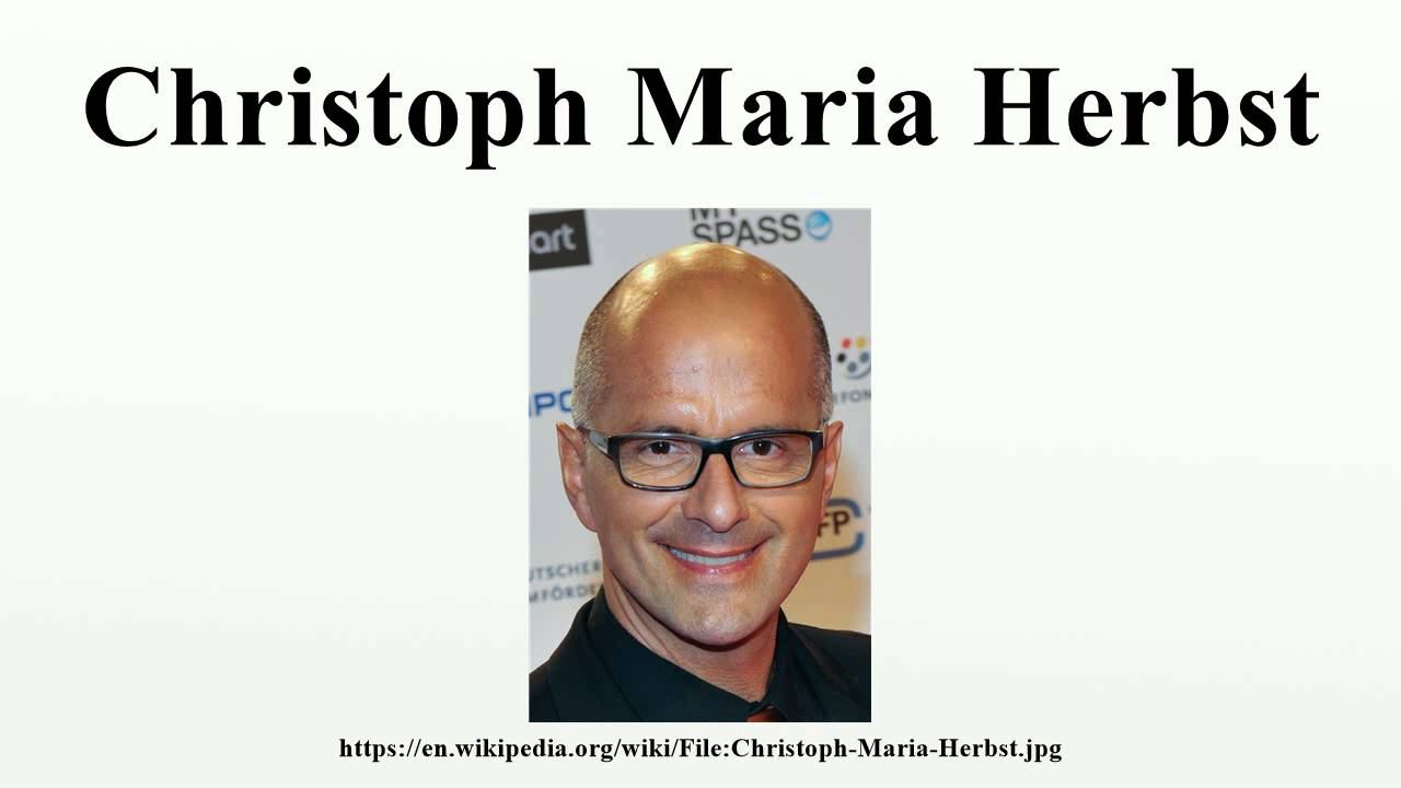 Christoph Maria Herbst Youtube