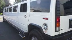 ~SOLD~2003 Hummer Limousine For Sale~20 Passenger Limo~Chrome Wheels~New Tires~Tow Package