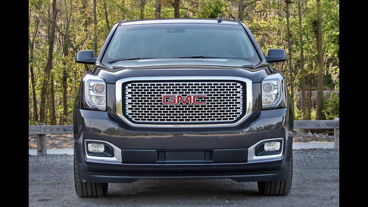 2016 GMC Yukon XL Denali – Driven