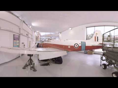 360 VR Aviation Facilities - University of South Wales