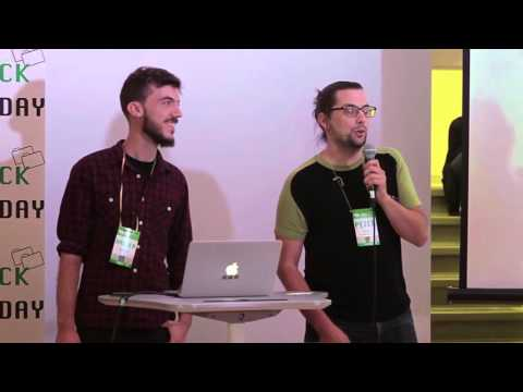 Ghost in the Machine - Comedy Hack Day Toronto 2015 - Finalist