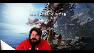 Monster Hunter World thoughts!!!