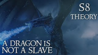 The Truth about Viserion | The White Walker Dragon has Free Will | Game of Thrones Season 8 Theory