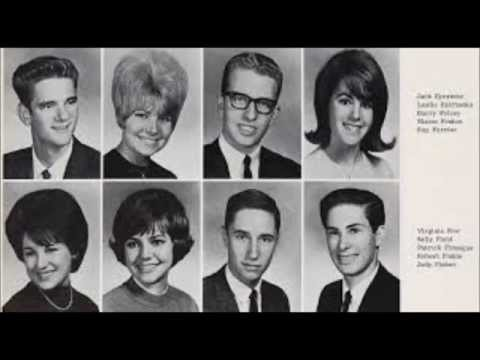 Barry & The Tamerlanes - I Wonder What She's Doing Tonight - 1963