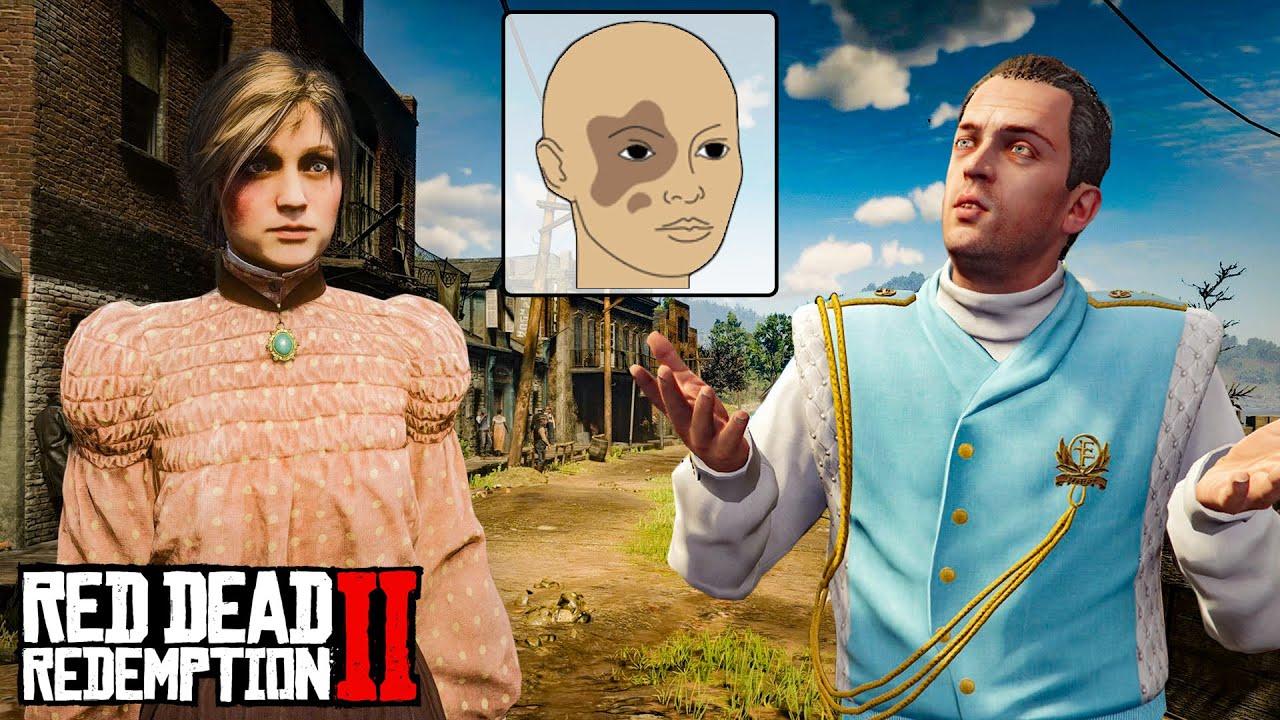 Princess Isabeau's Connection to the Epsilon Program (Red Dead Redemption 2)