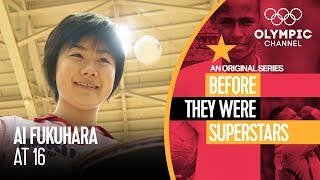 A Teenage Ai Fukuhara | Before They Were Superstars