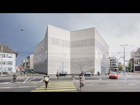 Light Frieze - New Building Of The Kunstmuseum Basel