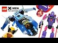 LEGO® The X-Men vs. The Sentinel 76022 Marvel Super Heroes Speed Build w/ Wolverine & Cyclops