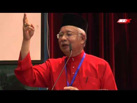Ucapan Penuh Dato Seri  Najib Di Mesyuarat Perwakilan UMNO Bahagian Alor Setar