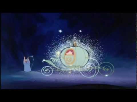 Disney's Cinderella - Bibidi Bobidi Boo [Greek]