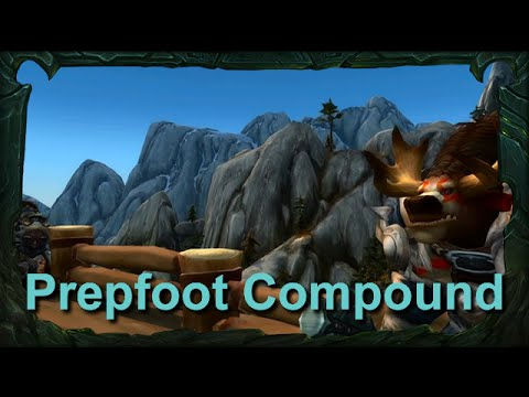 How Do You Get To Prepfoot Compound In Highmountain Youtube
