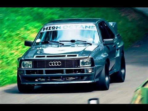 1005Hp Audi Quattro SWB // Retro Rides´ HillClimb Monster