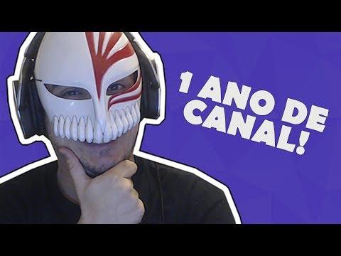 LIVE ESPECIAL DE 1 ANO DE CANAL ~~atérimou~~