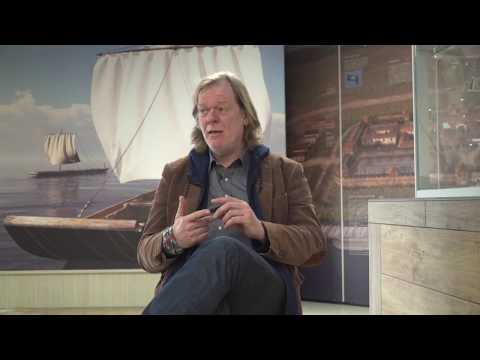 Tom Hazenberg   Laureaat Cultuurprijs Zuid-Holland 2018 - Prins Bernhard Cultuurfonds