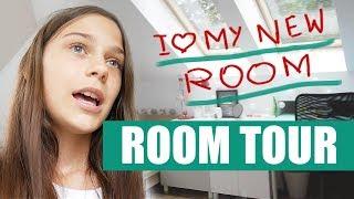 ROOM TOUR / Pokazuję swój nowy pokój !!!
