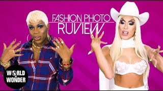 FASHION PHOTO RUVIEW: Odd Season Winners with Alaska and Monet