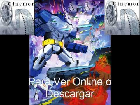 Batman Unlimited: Mech vs. Mutants (2016) online Latino