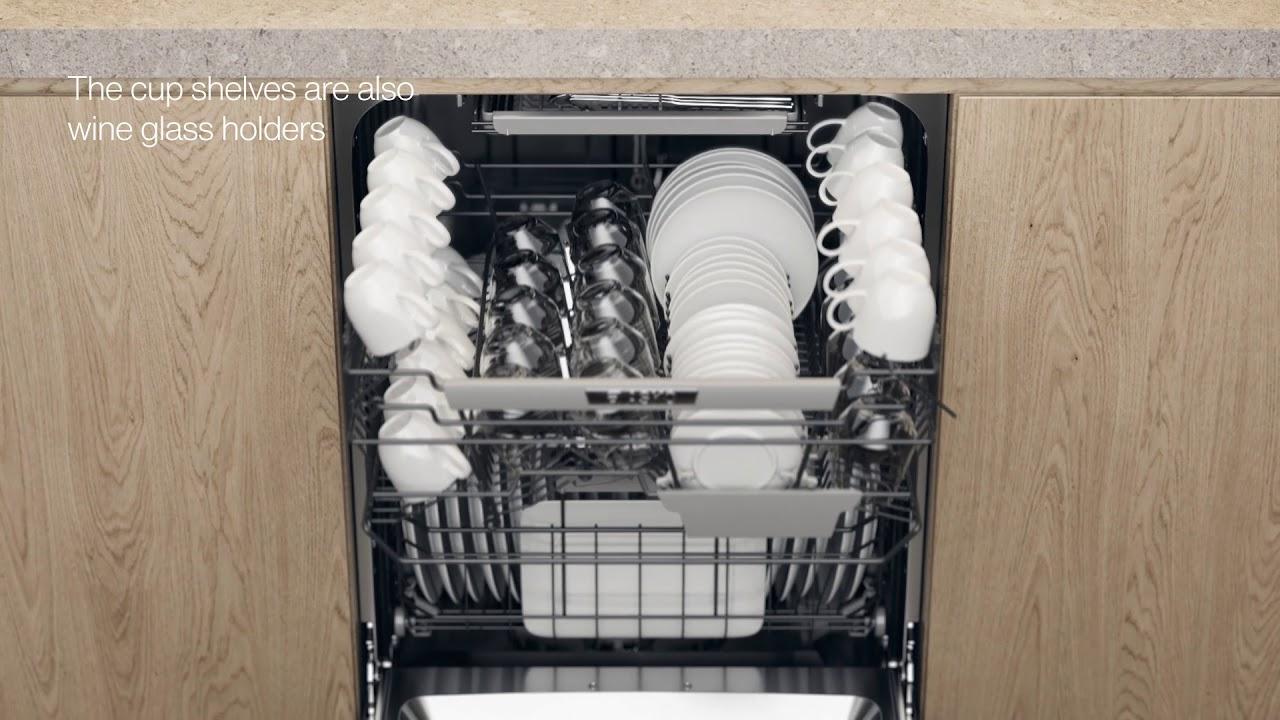 Download World Leading Loading Flexibility ASKO Dishwashers
