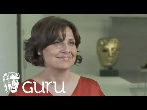 "Rebecca Front - ""Listen To What People Say But Don't Be Put Off Too Easily"""