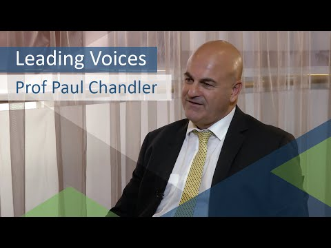 Leading Voices - Prof Paul Chandler