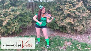 I'm Shipping Up To Boston (Dropkick Murphys) Violin Cover | Celeste Vee