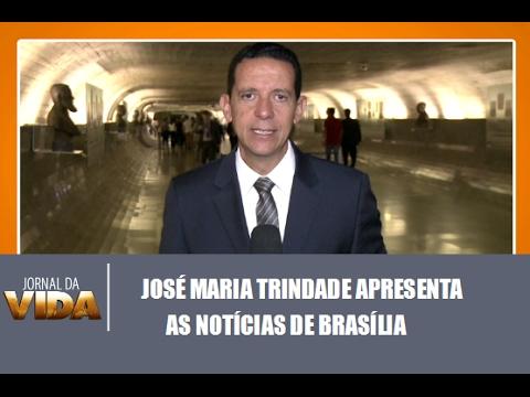 JOSÉ MARIA TRINDADE - JORNAL DA VIDA 08/02/2017