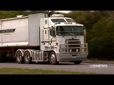 Truck Tax   9 News Perth