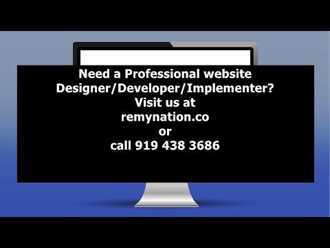 Website Design, Miami, FL  - How to make a wordpress website for beginners 2018 | responsive web