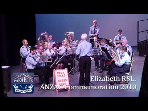 Elizabeth RSL ANZAC 2010 - National Anthem