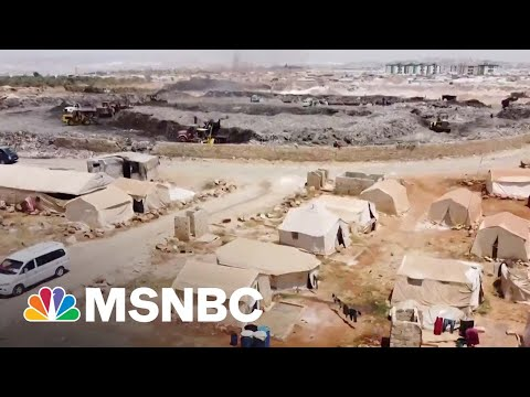 UN Ambassador Spotlights The Crisis At Turkish And Syrian Border