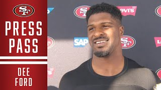 Dee Ford: 'I Feel Good' Going into Week 14   49ers