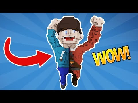 MINECRAFT IS NOW IN HD!