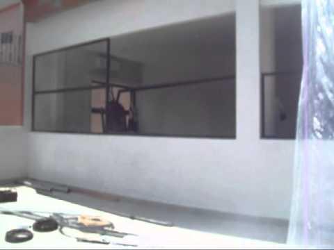 001 colocacion de ventanas de aluminio duranodik 02 youtube