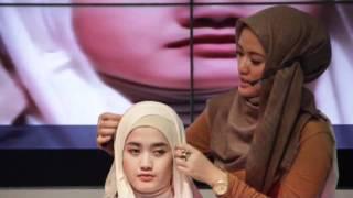 hijab tutorial hers magazine fashion weekend new york i love you