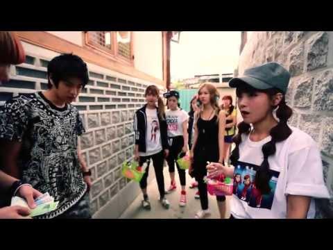 [Crayon Pop] 크레용팝 빠빠빠(Bar Bar Bar) 뮤직비디오 - Story Ver. MV