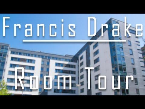Francis Drake Room Tour | Plymouth Uni Halls