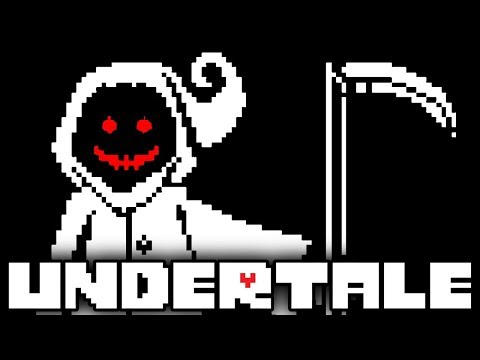 FIGHTING THE RIVER PERSON - Undertale True Genocide Fangame