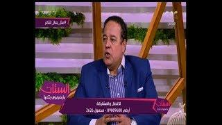 الستات مايعرفوش يكدبوا | جمال الشاعر يكشف عن خطة هيكلة التلفزيون المصرى لتطويره