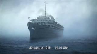 """Атака века - клип про крушение лайнера """"Вильгельм Густлофф"""""""