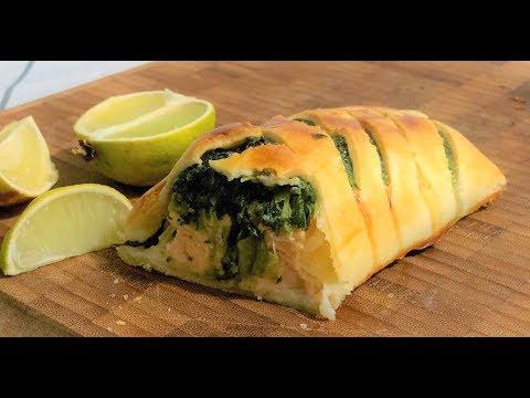 feuilletÉ-saumon-et-Épinards---flash-cook-(recette-rapide-et-facile)