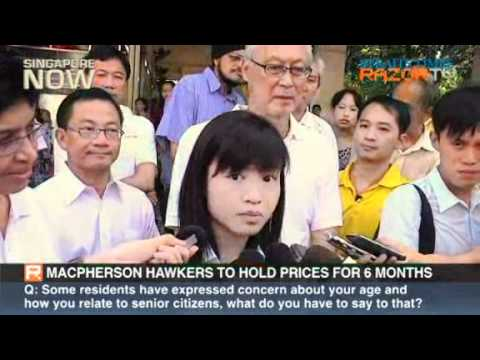MacPherson hawkers to hold prices for 6 months