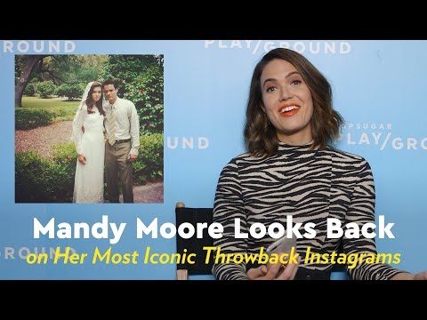 """Mandy Moore Looks Back on Filming A Walk to Remember: """"I Completely Fell in Love With Shane"""""""