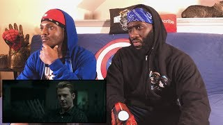 Marvel Studios' Avengers: Endgame - Big Game TV Spot Reaction