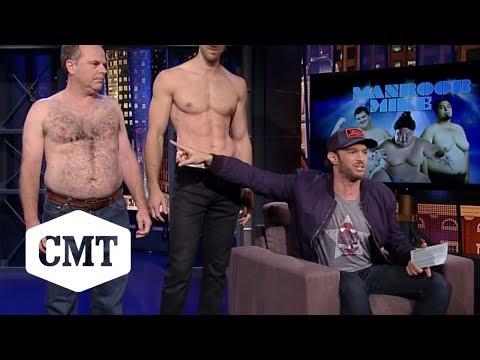 CMT's Josh Wolf Show - Dad Bod