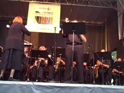 RIJF: New Horizons Big Band (Eastman School of Music) 8/8