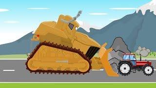 ☻ Farmer and Others | FAIRY Tales for Kids | Rolnik i inne | BAJKA Dla Dzieci   Traktory ☻