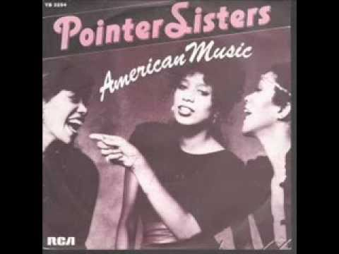 The pointer sisters american music