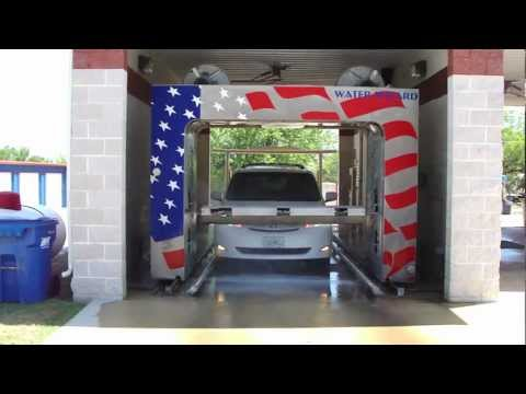 Tour and Demo of Water Wizard 1.0 Automatic Car Wash